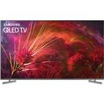 "Smart TV QLED 55"" Samsung Q6F Ultra HD 4k com Conversor Digital, HDR1000, QSmart Controle Remoto Único, 4 HDMI, 3 USB, Wi-Fi"