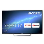 "Smart Tv 32"" Led Sony HD Netflix Youtube Conversor Digital Suporte Parede"