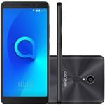 Smartphone Alcatel 3c 16gb Dual Tela 6 Infinita Biometria