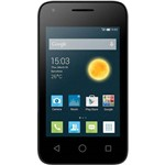 Smartphone Alcatel Pixi 3 Preto, 3G, Câmera 5MP, Dual Chip 4009I - Alcatel