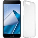 "Smartphone Asus ZenFone 4 64GB Dual Chip Android Nougat 7.0 Tela 5.5"" Qualcomm Snapdragon 660 4G Câmera 12 + 8MP (Dual Traseira) Wide Angle 120° + Capa - Preto"