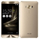 Smartphone Asus Zenfone 3 Deluxe 64gb Tela 5.5 Polegadas Zs550kl Dourado
