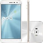 "Smartphone Asus Zenfone 3 Dual Chip Android 6.0 Tela 5,5"" Qualcomm Snapdragon 8953 32GB 4G Câmera 16MP - Branco"