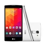 Smartphone Desbloqueado Lg Prime Plus Branco Hdtv