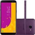 Smartphone Galaxy J6 Dual Chip e Tv 64gb 4g Octa-core 1.6ghz Violeta Samsung