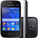 Smartphone Galaxy Pocket 2 Duos - Sm-g110b - Preto