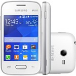 Smartphone Galaxy Pocket Ii Duos Branco, Samsung