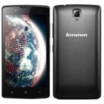 """Smartphone Lenovo A2010 8gb Lte Tela 4.5"""" Câmeras 5 Mp e 2 Mp - Preto"""