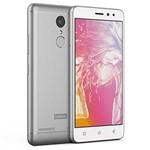 """Smartphone Lenovo K6 K33a48 Dual Sim 16gb Tela de 5.0"""" 13mp/8mp os 6.0.1 - Prata"""