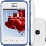Smartphone LG L20 D100 Android 4.4 4GB 3G Wi-Fi Câmera 2MP - Branco