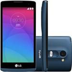 Smartphone Lg Leon Tv Dual Desbloqueado Azul