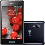 Smartphone LG Optimus L5 II Preto - Android 4.1 3G Desbloqueado Câmera 5MP Wi-Fi