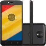 "Smartphone Moto C 16GB 5"" Motorola Preto"
