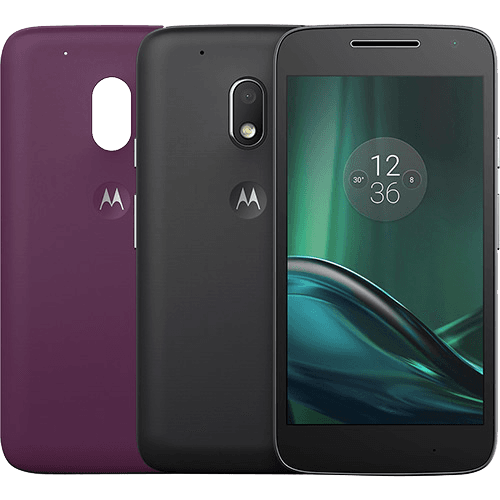 Smartphone Moto G4 Play DTV Colors Dual Chip Android 6.0 Tela 5'''' 16GB Câmera 8MP - Preto