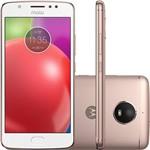 """Smartphone Motorola Moto E4 Dual Chip Android 7.1 Nougat Tela 5"""" Quad-Core 1.3GHz 16GB 4G Câmera 8MP - Ouro Rose"""