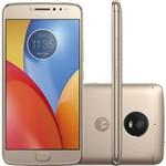 """Smartphone Motorola Moto E4 Plus Xt1773 Desbl, Dual Chip, Tela 5.5"""". 4g/wi-fi. 13mp e Gps Dourado"""