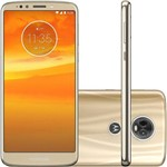 Smartphone Motorola Moto E5 Plus Dual Chip 16GB - Ouro