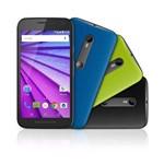 Smartphone Motorola Moto G Colors com Dual Chip, Tela de 5'', 4G, 16 GB, Câmera 13MP + Frontal 5MP e