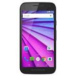 Smartphone Motorola Moto G Turbo 16gb 5.0 Polegadas 4g Android 6.0 Câmera 13mp Dual Sim Preto
