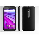"Smartphone Motorola Moto G 3 Turbo Xt1557 4g Tela 5"" Android 5.1 Câmera 13mp Dual Chip 16gb"