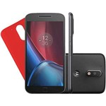 Smartphone Motorola Moto G4 Plus XT1640 Dual Chip 32GB Preto
