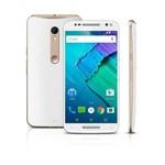 Smartphone Motorola Moto X Style com Dual Chip, Tela de 5.7'', 4G, 32 GB, Câmera 21MP + Frontal 5MP