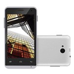 "Smartphone Multilaser MS40s 4"" Quadcore Gps 8gb Branco NB252"