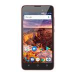 Smartphone Multilaser MS50L 3G QuadCore 1GB RAM Tela 5 Dual Chip Android 7 Vermelho - P9053
