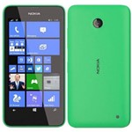 Smartphone Nokia N635 Lumia Windows 8 com 8GB Câmera 5MP - Verde