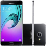Smartphone Samsung Galaxy A5 2016 Duos Sm-A510M/Ds Dual Chip Android 5.1 Lollipop 4G Câmera 13MP
