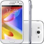 "Smartphone Samsung Galaxy Gran Duos Desbloqueado Vivo - Dual Chip Tela 5"" Android 4.1 Câmera 8MP 3G Wi-Fi Bluetooth GPS"