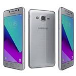"""Smartphone Samsung Galaxy J2 Prime Sm-g532m Dual Sim 16gb de 5.0"""" 8/5mp os 6.0.1 - Prata"""