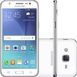Smartphone Samsung Galaxy J5 Duos - Branco