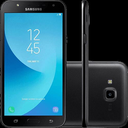"""Smartphone Samsung Galaxy J7 Neo Dual Chip Android 7.0 Tela 5.5"""" 16GB 4G Câmera 13MP com TV - Preto"""