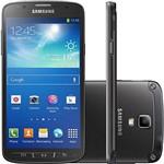 """Smartphone Samsung Galaxy S4 Active Desbloqueado Android 4.2 Tela 5"""" 16GB 4G WiFi Câmera de 8MP - Grafite"""