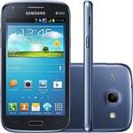 "Smartphone Samsung Galaxy SIII Duos Dual Chip Desbloqueado Claro Android 4.1 Tela 4.3"" 8GB 3G Wi-Fi Câmera 5MP - Azul"