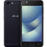 "Smartphone Zenfone Max M1 32GB Dual Chip Android 7 Tela 5.2"" Qualcomm Snapdragon 425 4G Câmera 13 + 5MP (Dual Traseira) - Preto"