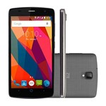 Smartphone Zte Blade L5 3g Tela 5 Polegadas Android 5.1 8gb Câmera 8mp Dual Chip Cinza