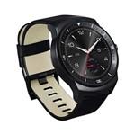 Smartwatch LG G Watch R W110 Preto 1.3'' 4GB , Bluetooth, Comando de Voz e Monitor Cardíaco