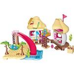 Smurf Praia Play - Mega Blocks