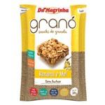 Snack de Granola Banana e Mel 35g - da Magrinha