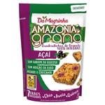 Snack Granola Amazonia 7 Grãos Açaí 35g - da Magrinha