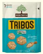 Snack Tribos Gergelim 50g - Mãe Terra