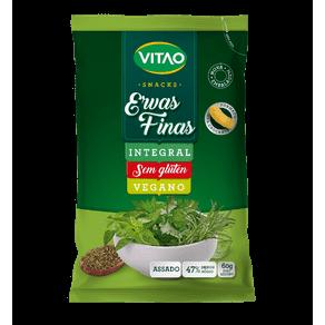 Snacks Integral de Ervas Finas 60g
