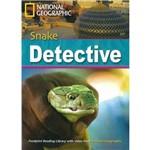 Snake Detective - British English - Footprint Reading Library - Level 7 2600 C1
