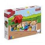 Snoopy Casa com Espaço Subterâneo 508 Pçs - Banbao