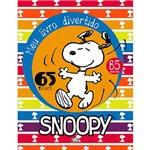 Snoopy: Meu Livro Divertido - 1ª Ed.