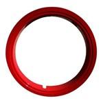 Sobre Aro para Rodas de 14 Polegadas Modelo Universal - Vermelho