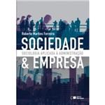 Sociedade e Empresa - Saraiva