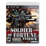 Soldier Of Fortune: Payback - Ps3